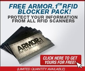 Armor.1 RFID Blocker